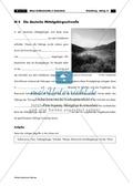 Erdkunde, Naturbedingungen und -ereignisse, Länderkunde, Landschaftsformen und -prozesse, Ökosysteme, Gebirge, Geologie, Staaten, Deutschland, Länder