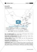 China: Aufgaben zur Topografie und Länderkunde Thumbnail 16