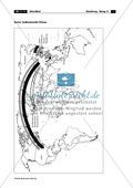 China: Aufgaben zur Topografie und Länderkunde Thumbnail 19