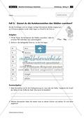 Lernzirkel zur räumlichen Orientierung in Deutschland: Bundesländer + Nachbarländer + Flüsse + Gebirge und Landschaften + Hauptstädte + Autokennzeichen + Wappen Preview 11