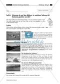 Lernzirkel zur räumlichen Orientierung in Deutschland: Bundesländer + Nachbarländer + Flüsse + Gebirge und Landschaften + Hauptstädte + Autokennzeichen + Wappen Preview 13