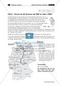 Lernzirkel zur räumlichen Orientierung in Deutschland: Bundesländer + Nachbarländer + Flüsse + Gebirge und Landschaften + Hauptstädte + Autokennzeichen + Wappen Preview 18