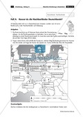 Lernzirkel zur räumlichen Orientierung in Deutschland: Bundesländer + Nachbarländer + Flüsse + Gebirge und Landschaften + Hauptstädte + Autokennzeichen + Wappen Preview 20