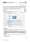 Lernzirkel zur räumlichen Orientierung in Deutschland: Bundesländer + Nachbarländer + Flüsse + Gebirge und Landschaften + Hauptstädte + Autokennzeichen + Wappen Preview 21
