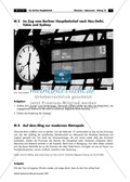 Erdkunde, Verkehr, Länderkunde, Siedlungsräume, Verkehrsmittel, Zug, Städte, Metropole, berlin