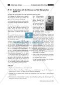 Ein geographischer Blick auf die Olympischen Spiele 2008 in Peking - Informationen + Aufgaben Preview 14