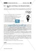 Ein geographischer Blick auf die Olympischen Spiele 2008 in Peking - Informationen + Aufgaben Preview 15