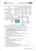 Der Fackellauf der Olympischen Spiele: topographische Übung + Kreuzworträtsel Preview 3