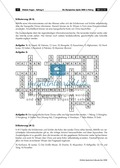 Der Fackellauf der Olympischen Spiele: topographische Übung + Kreuzworträtsel Preview 7