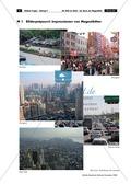 Erdkunde, Länderkunde, Siedlungsräume, Städte, Stadtgeographie, urbane räume, megacity