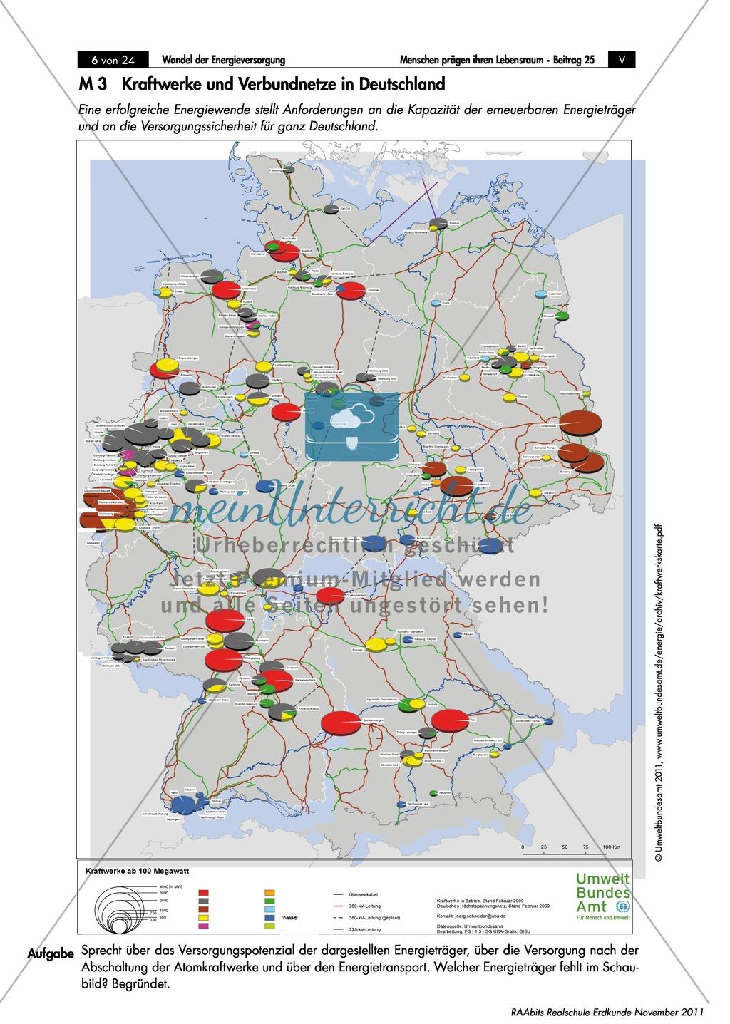 Der Wandel in der deutschen Energieversorgung: Energiewende Preview 2