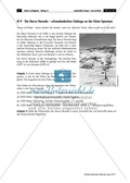 Erdkunde, Naturbedingungen und -ereignisse, Länderkunde, Flora und Fauna, Vegetation, Kontinente, Europa, Sierra Nevada, Berglandschaft