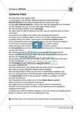 Unterrichtsmaterial zum Judentum - mit Infomaterial zu Gottheit, Schrift, Synagogen, Feiertagen uvm. Thumbnail 10