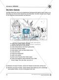Unterrichtsmaterial zum Judentum - mit Infomaterial zu Gottheit, Schrift, Synagogen, Feiertagen uvm. Thumbnail 12