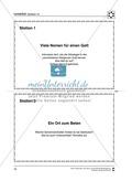Stationenlernen zu den Weltreligionen Judentum, Christentum und Islam Thumbnail 2