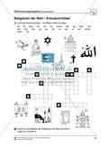 Lernwerkstatt zu den Weltreligionen Judentum, Christentum und Islam Thumbnail 2