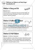 Stationentraining: Geschicklichkeitsparcours für draußen Preview 3