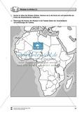 Kopiervorlage zum Klima des Kontinents Afrika: Lückentexte + Klimadiagramme + Karten Thumbnail 13