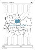 Lernzielkontrollen zur Topographie und Geomorphologie Deutschlands: Topographie Deutschlands + Küsten + Gebirge und Flüsse Thumbnail 9