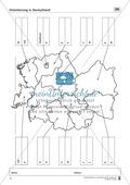 Lernzielkontrollen zur Topographie und Geomorphologie Deutschlands: Topographie Deutschlands + Küsten + Gebirge und Flüsse Thumbnail 6