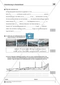 Lernzielkontrollen zur Topographie und Geomorphologie Deutschlands: Topographie Deutschlands + Küsten + Gebirge und Flüsse Thumbnail 7