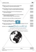 Lernerfolgskontrolle zu den Kräften der Erde: Tektonik + endogene und exogene Kräfte + Naturkatastrophen Thumbnail 1