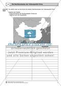 Die Nachbarstaaten der Volksrepublik China Preview 1