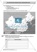 Die administrative Gliederung der Volksrepublik China Preview 1