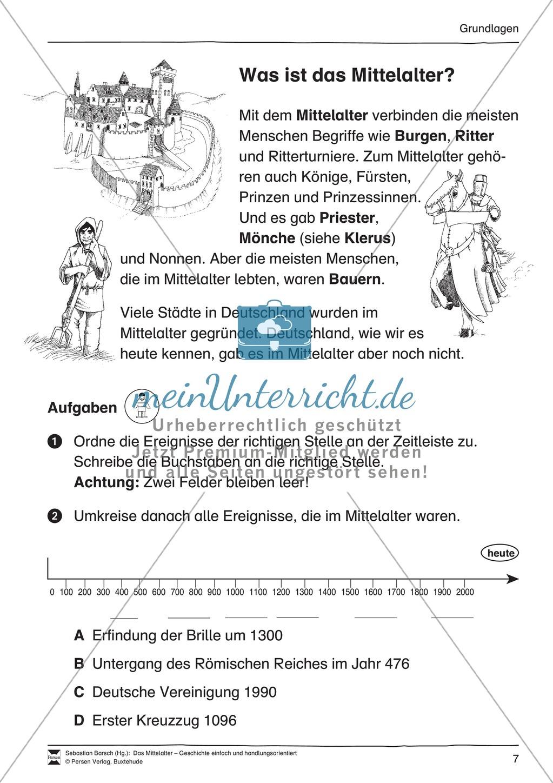 Basiswissen Mittelalter: Personalisierte Entdeckung der Epoche Preview 1