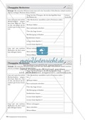 Abweichungen bei der Ableitung: Merkwörter in der stategiebasierten Rechtschreibübung: Informationstext für Lehrer mit Übungsaufgaben zum Thema Preview 4