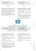 Abweichungen bei der Ableitung: Merkwörter in der stategiebasierten Rechtschreibübung: Informationstext für Lehrer mit Übungsaufgaben zum Thema Preview 8