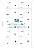 Rechtschreibung: Wörter verlängern - Das Peteka-Signal - Auslautverhärtung - Wissenschaftliche Grundlagen und Arbeitsmaterialien Thumbnail 9