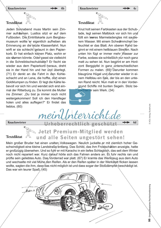 Rechtschreibung: Knackswörter - Wortbausteine - Morpheme - Wissenschaftliche Grundlagen, Arbeitsmaterialien und Kartenspiel Preview 18