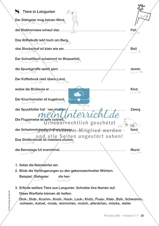 Rechtschreibübungen für Kinder mit LRS: kreative Übungen der FRESCH-Methode Preview 17