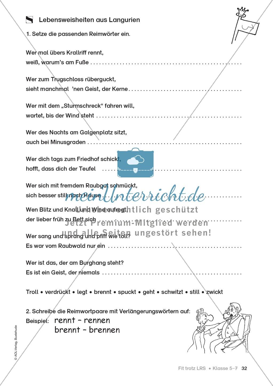 Rechtschreibübungen für Kinder mit LRS: kreative Übungen der FRESCH-Methode Preview 24