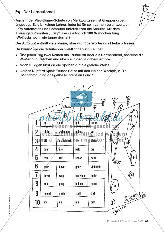 Rechtschreibübungen für Kinder mit LRS: kreative Übungen der FRESCH-Methode Preview 54