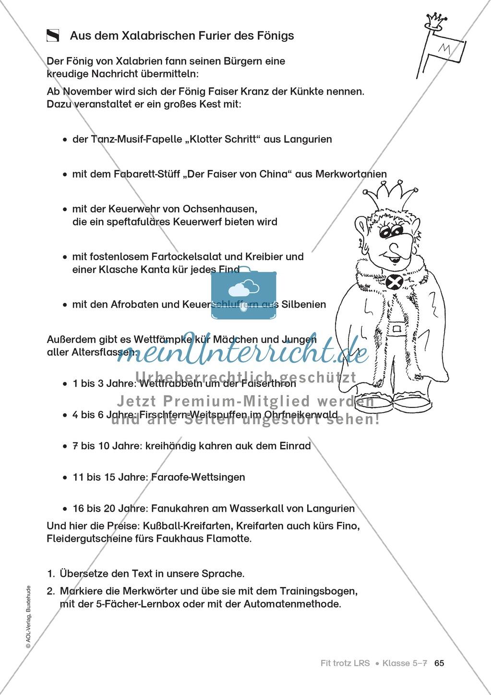 Rechtschreibübungen für Kinder mit LRS: kreative Übungen der FRESCH-Methode Preview 57