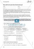 Eingangstest zum Thema Zeichensetzung - Momentanes Wissen über Zeichensetzung Preview 1