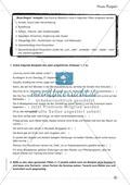 Übungen zur Kommasetzung - Satzgefüge, Satzverbindungen, Muss- und Kann-Regel Preview 5
