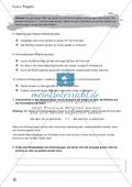 Übungen zur Kommasetzung - Satzgefüge, Satzverbindungen, Muss- und Kann-Regel Preview 6