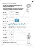Übungen für Kinder mit LRS: