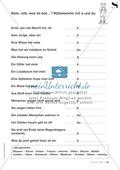 Übungen für Kinder mit LRS: Blitzableiter-Strategie zur richtigen Rechtschreibung von ä und äu Preview 12