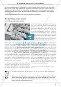 Sachtexte untersuchen und verstehen: Tipps und Übungstexte mit Arbeitsaufträgen Preview 4
