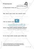 Übungen für Kinder mit LRS: Strategien für Rechtschreibübungen - Silbenschwingen, Verlängerungswörter, Merkwörter und Ableiten Preview 26