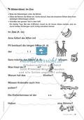 Übungen für Kinder mit LRS: Strategien für Rechtschreibübungen - Silbenschwingen, Verlängerungswörter, Merkwörter und Ableiten Preview 29