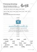 Übungen für Kinder mit LRS: Strategien für Rechtschreibübungen - Silbenschwingen, Verlängerungswörter, Merkwörter und Ableiten Preview 30