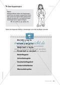Übungen für Kinder mit LRS: Strategien für Rechtschreibübungen - Silbenschwingen, Verlängerungswörter, Merkwörter und Ableiten Preview 31