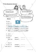 Übungen für Kinder mit LRS: Strategien für Rechtschreibübungen - Silbenschwingen, Verlängerungswörter, Merkwörter und Ableiten Preview 39