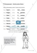 Übungen für Kinder mit LRS: Strategien für Rechtschreibübungen - Silbenschwingen, Verlängerungswörter, Merkwörter und Ableiten Preview 41