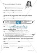Übungen für Kinder mit LRS: Strategien für Rechtschreibübungen - Silbenschwingen, Verlängerungswörter, Merkwörter und Ableiten Preview 63